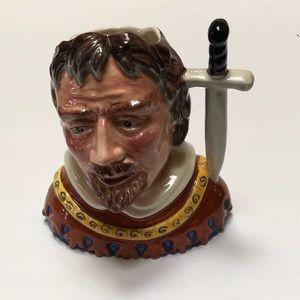 The Sheriff-Toby Character Mug-Staffordshire
